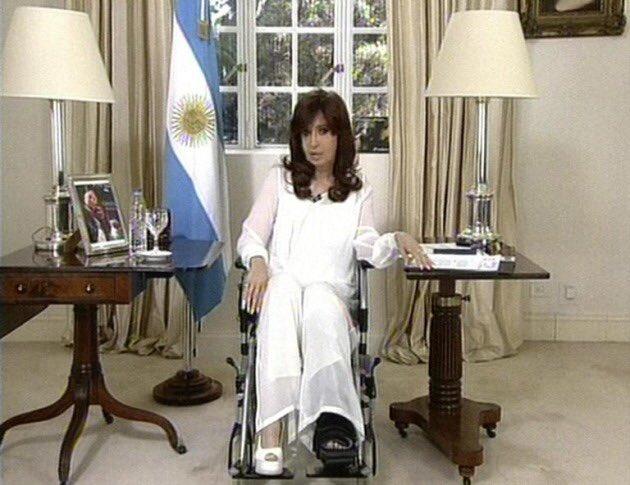 CFK lo predijo...
