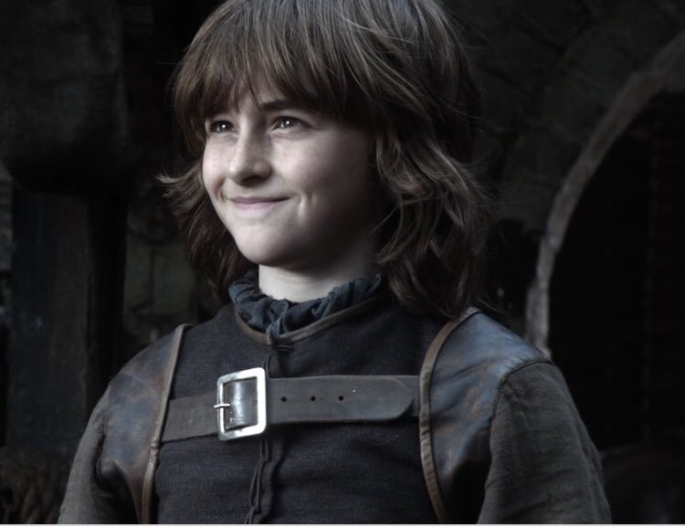 When you do none of the work on a group project but get all the credit #GameOfThones #branstark