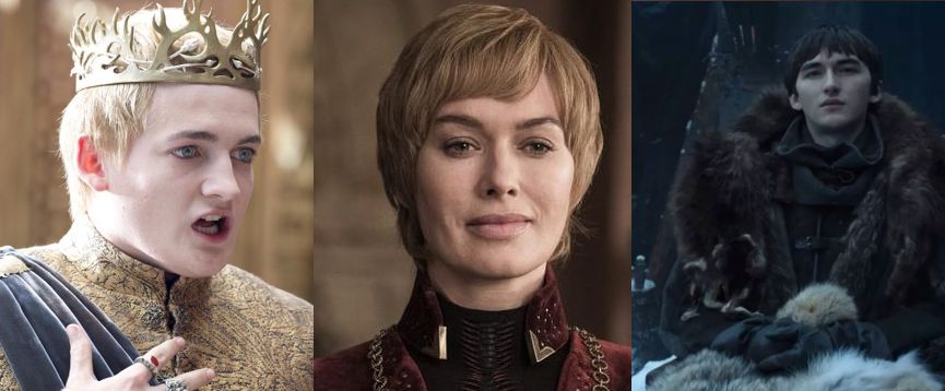 All you need to really rule Westeros is a bowl cut. #DemThrones #GameOfThronesFinale <br>http://pic.twitter.com/yL0UiaUUme