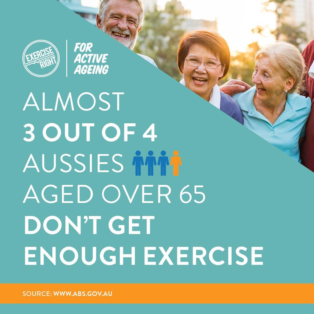 exerciserightweek hashtag on Twitter