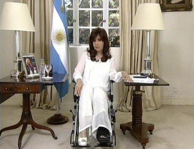 Cristina predijo el final de #GOT