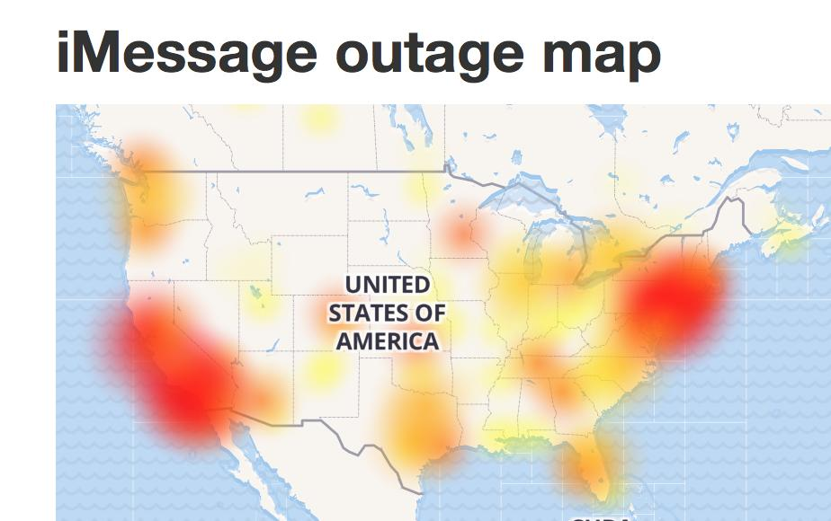 Postmates Outage