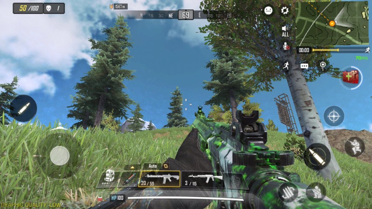 call of duty mobile beta india apk