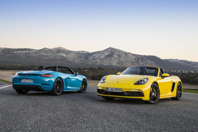 No matter which model you choose, the 2019 @Porsche 718 Boxster is guaranteed to be a fun and exhilarating driving experience. Read more: http://ow.ly/6LAf30oJa5U