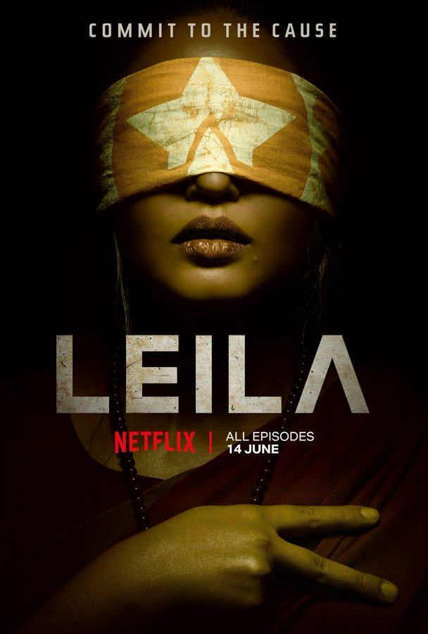 #Leila coming soon on #Netflix. @NetflixIndia @humasqureshi @IamDeepaMehta @Actor_Siddharth