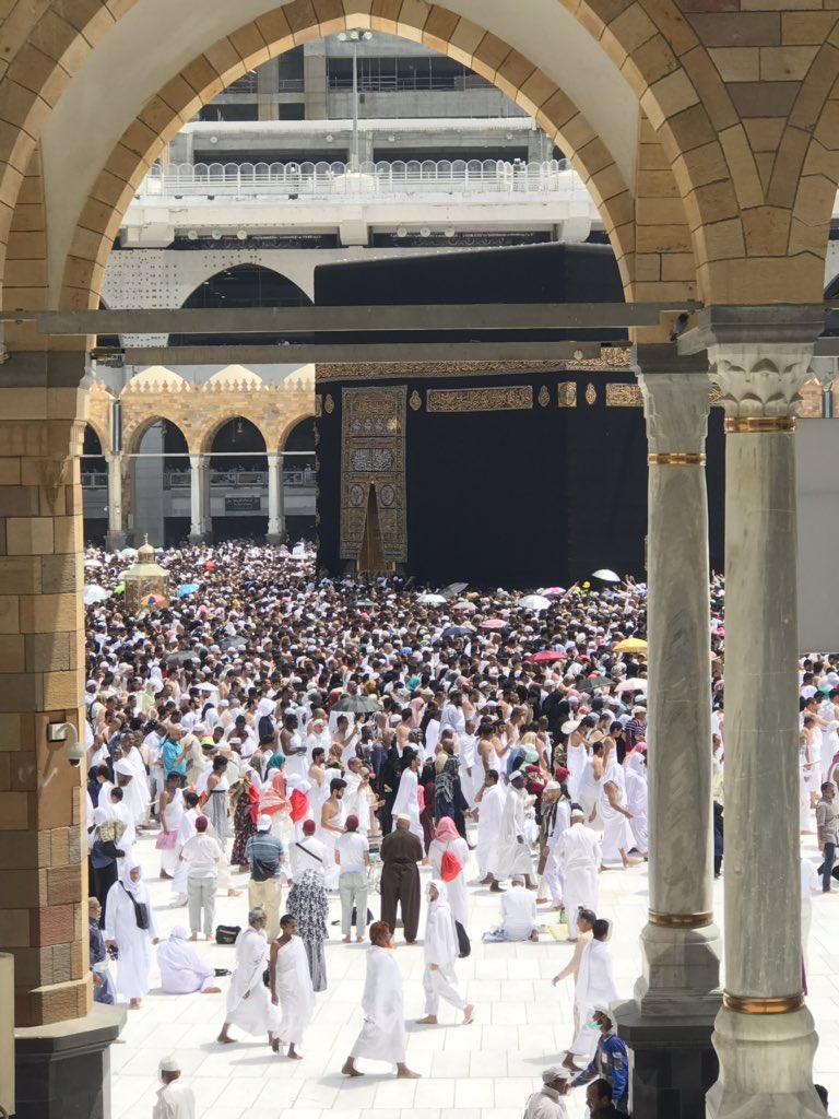 Kemarin itu, Jumat di bulan Ramadhan, di Masjidil Haram. Hari terbaik, bulan terbaik, tempat terbaik.  Aku minta doa terbaik bagiku, ortu, guru dan semua sahabat: AMPUNAN.  #rindu #ThrowbackFriday