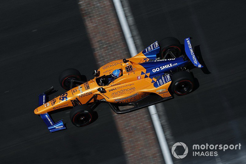 Alonso admits hes worried about qualifying for the #Indy500 - tinyurl.com/y5alcyh7 @IMS @IndyCar