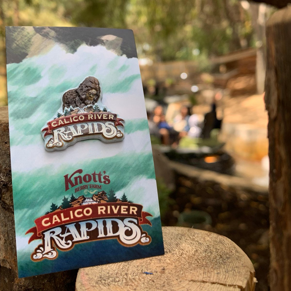 Knott S Berry Farm On Twitter Calicoriverrapids Is Open For Business Adventures Are Departing As We Speak Into Uncharted Territory Celebrate This Auspicious Occasion With The Limited Edition Collectors Pin Available At