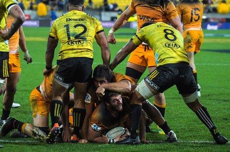 """#SuperRugby #HURvJAG - Julián Montoya: """"Somos un equipo y se ve en la cancha"""". El hooker surgido de @ClubNewman alcanzó los 50 partidos con @JaguaresARG y a los pocos minutos apoyó un try clave para el triunfo del equipo argentino. http://www.rugbychampagneweb.com/2019/05/17/super-rugby-julian-montoya-somos-un-equipo-y-se-ve-en-la-cancha/…"""