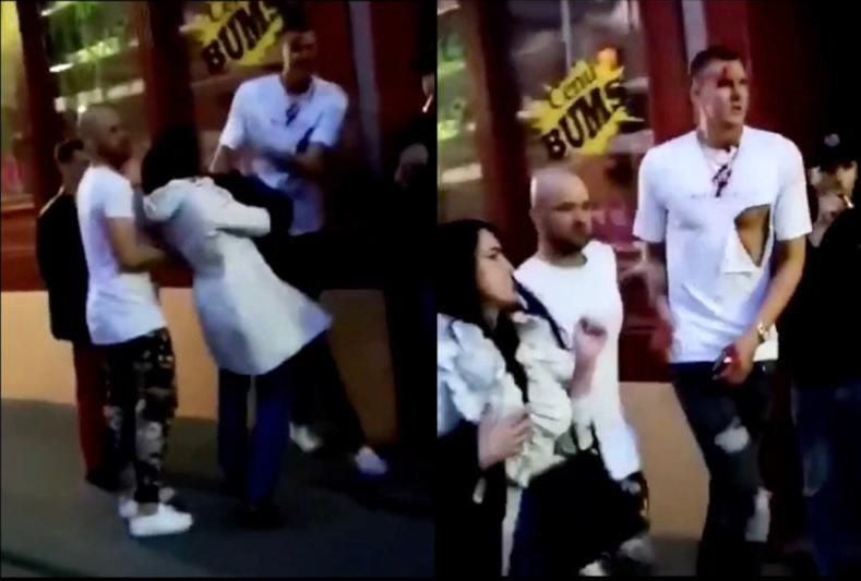 【影片】美媒披露波神被群毆細節:被對方摁在地上打到滿臉是血,好友被打至心臟驟停!