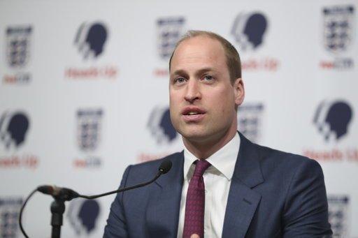 Global's Newsroom's photo on Prince William