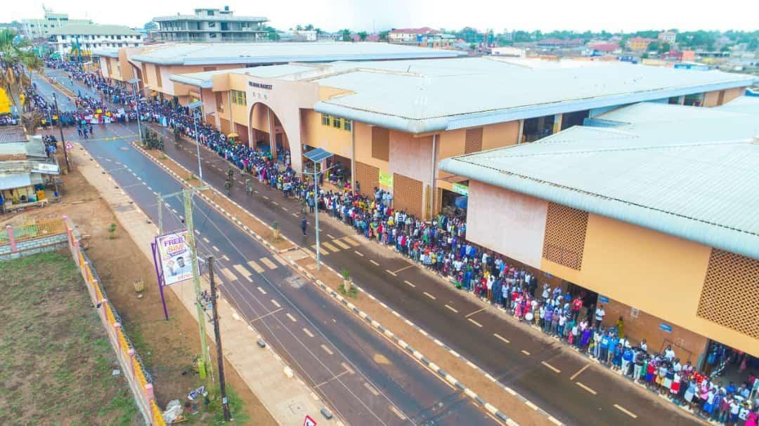 Lira Market. Probably the largest market in #Uganda, outside #Kampala [Photo Credit: PPU]<br>http://pic.twitter.com/eXZOLGfAx3