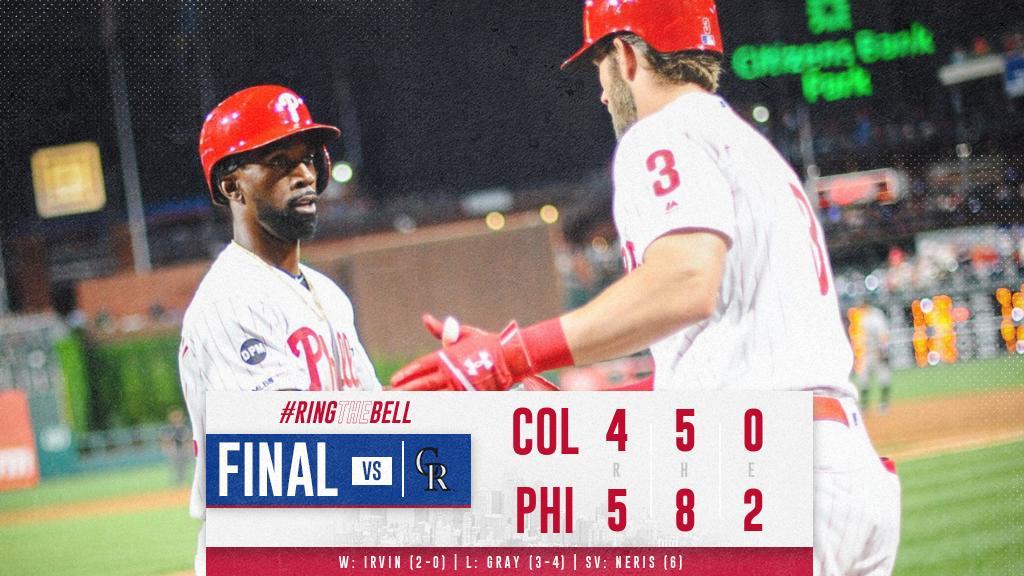 Philadelphia Phillies's photo on Weekend
