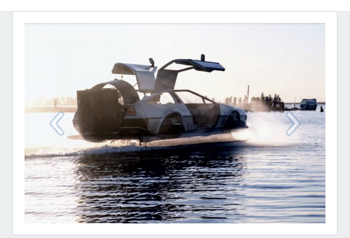 This Delorean Hovercraft is now $19k. Starting to get seriously interesting. boattrader.com/listing/2008-c…