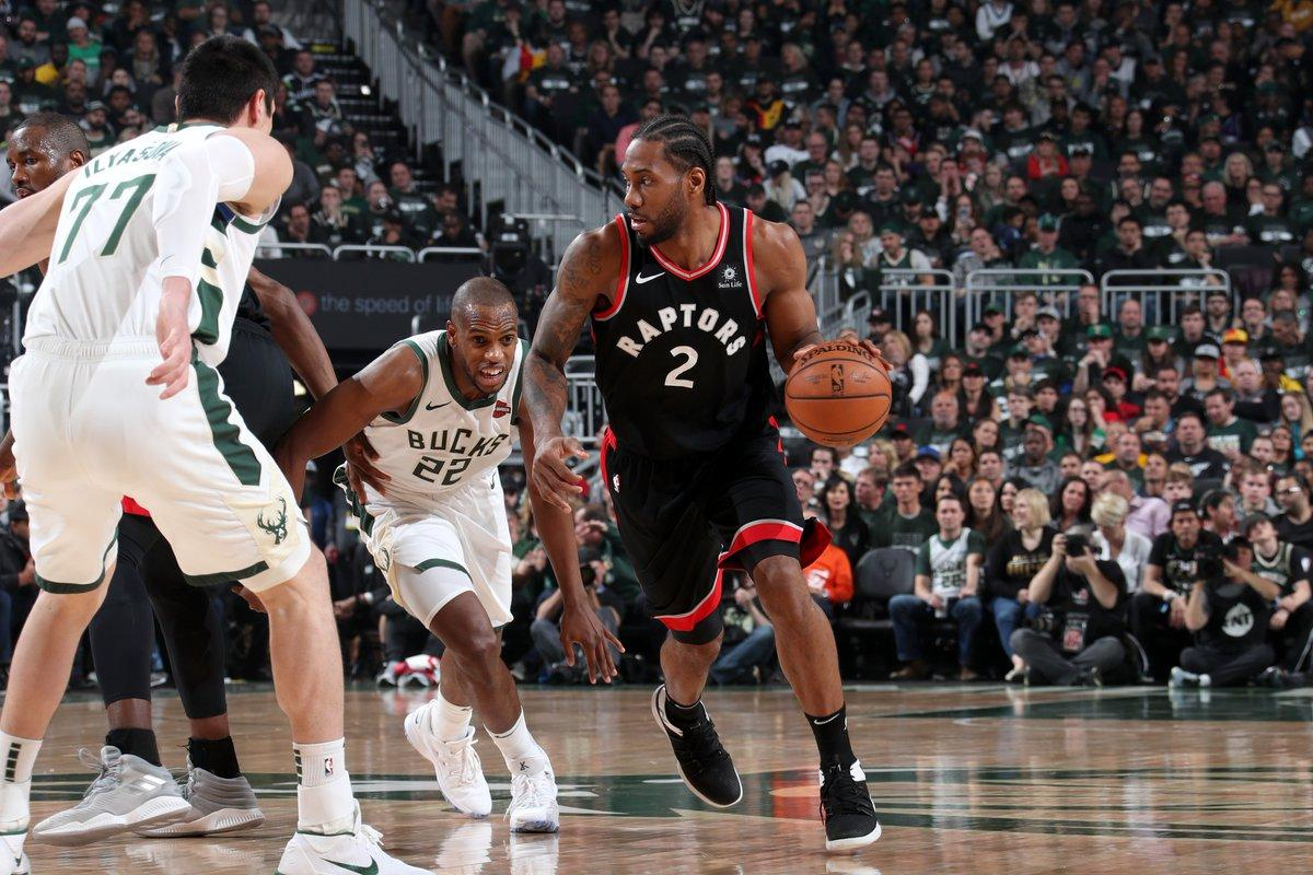 Tamir Moore's photo on Pascal Siakam