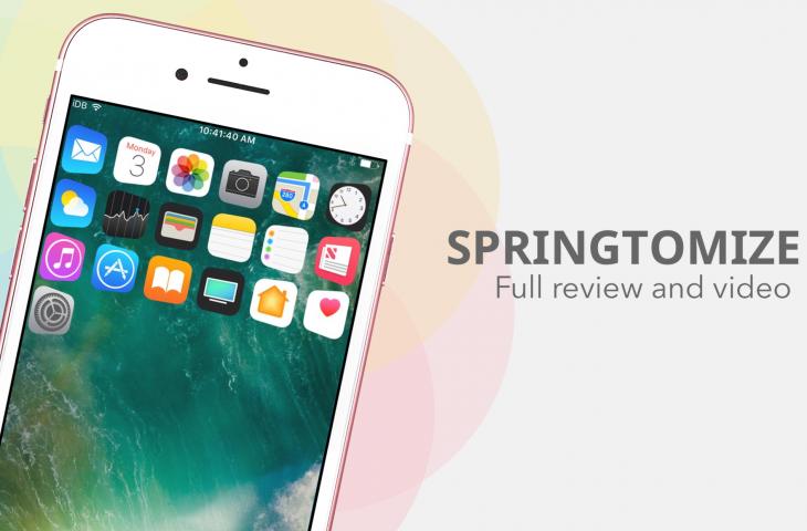 Springtomize on JumPic com