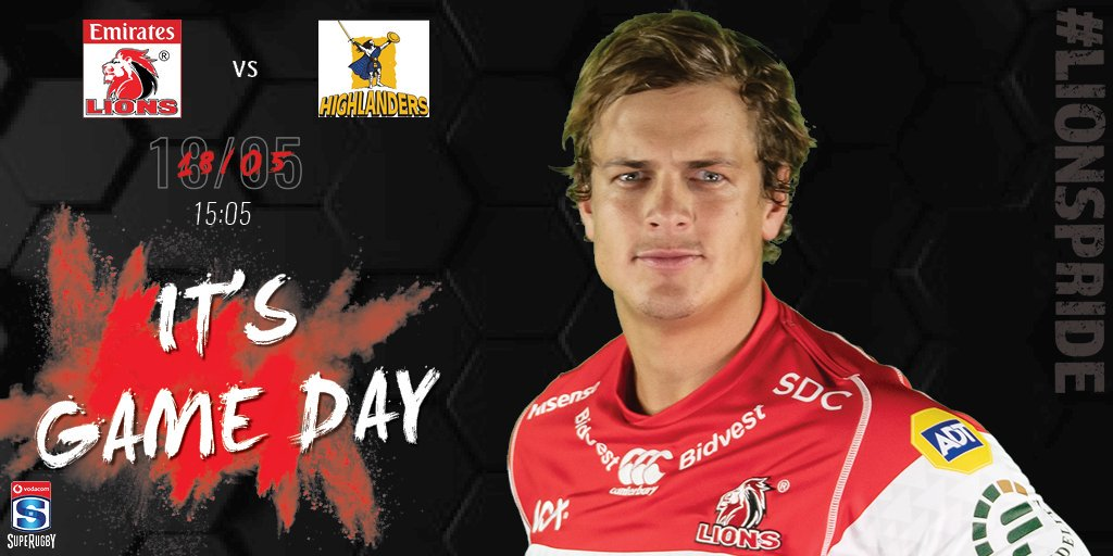 Emirates Lions's photo on game day