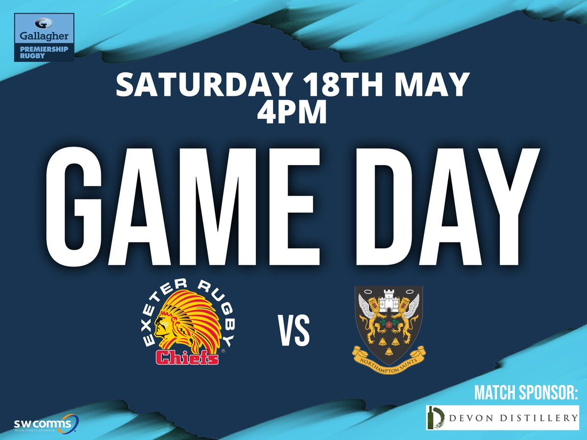 Exeter Chiefs's photo on game day