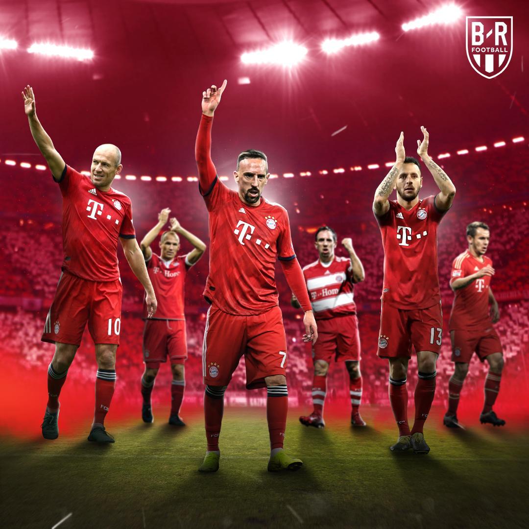 B/R Football's photo on Bayern