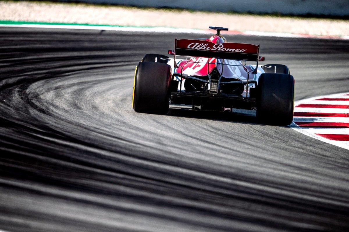 BARCELONA TEST (2019) #F1Testing