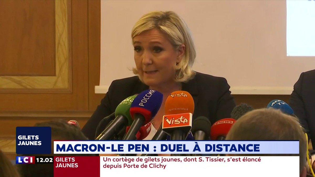 LCI's photo on Le Pen