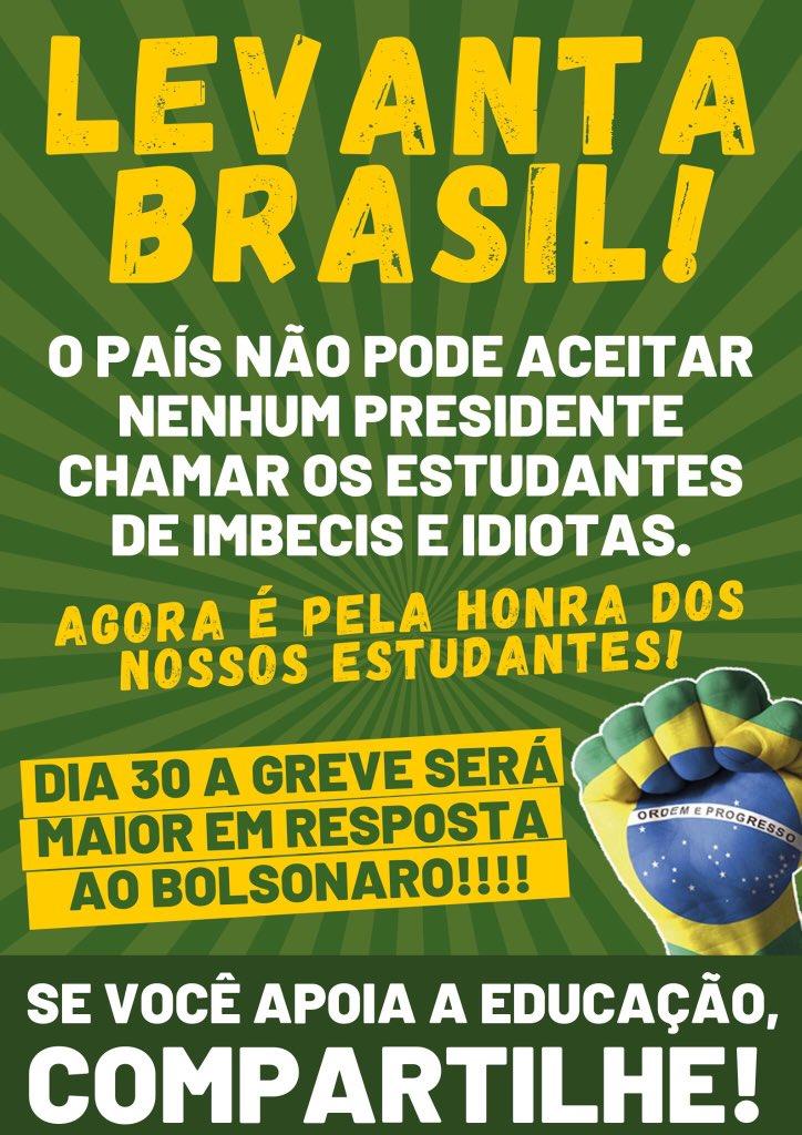 RT @guimaraes13PT: #NaRuaPelaEducação https://t.co/CB0thtqd8e