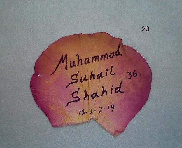 The 20th victim of #christchurchshooting was 36 years Young father of 2 Kids was #sohailshahid we pray for all shaheeds. #christchurch #christchurchattack #newzealand #kiakaha #theyareus #hellobrother #jacindaardern #50rosesofchristchurch #nzherald #ramdankareem #ramadan #ramazan