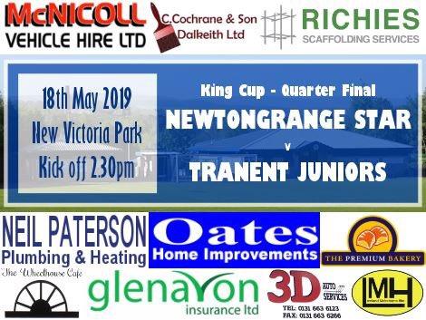 Newtongrange Star's photo on game day