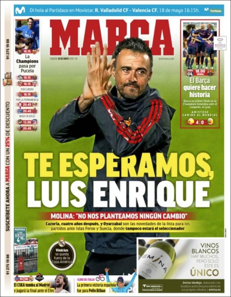 TodoMercadoWeb's photo on Luis Enrique