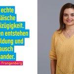 Image for the Tweet beginning: Unsere Kandidatin zur #Europawahl2019 Annina