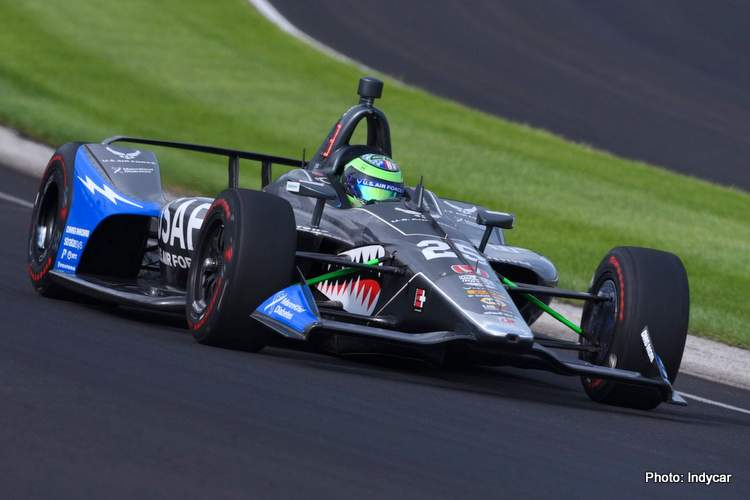 Indy 500 Practice: Daly quickest on Fast Friday  https://www.grandprix247.com/2019/05/18/indy-500-practice-daly-quickest-on-fast-friday/… #F1 #F12019 #motorsport #racing #MsportXtra #F1testing #barcelona