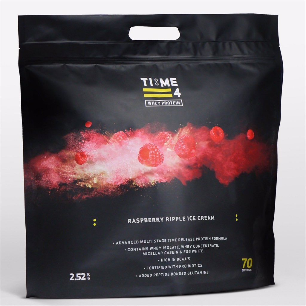 We are open 10-4 today plus we offer #free local same day delivery. If you cannot make it in store take a look at our #website Free samples of Time4 Nutrition #raspberry ripple whey #protein supplementking.uk/product/time4-…