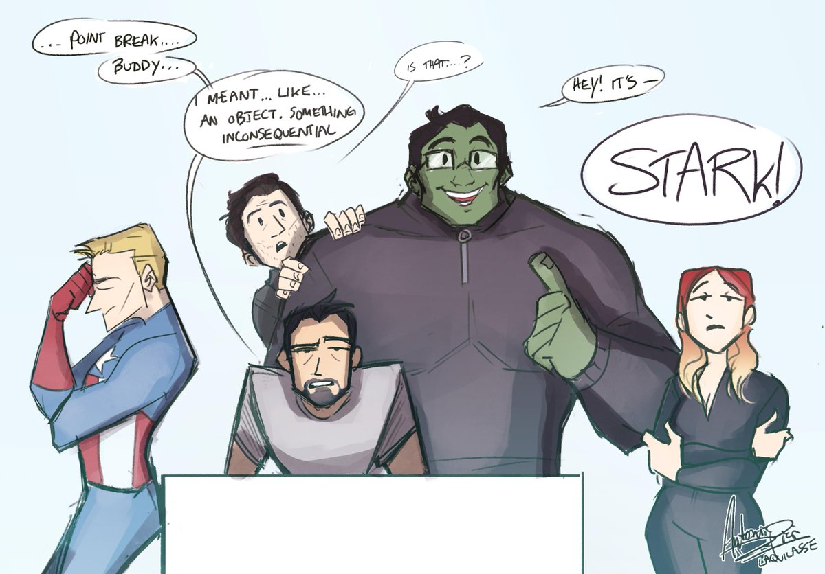 sending Thor to the past to retrieve something instead of Clint would have really elevated this movie i think #AvengersEndame #AvengersEndGamespoilers #Thor #loki