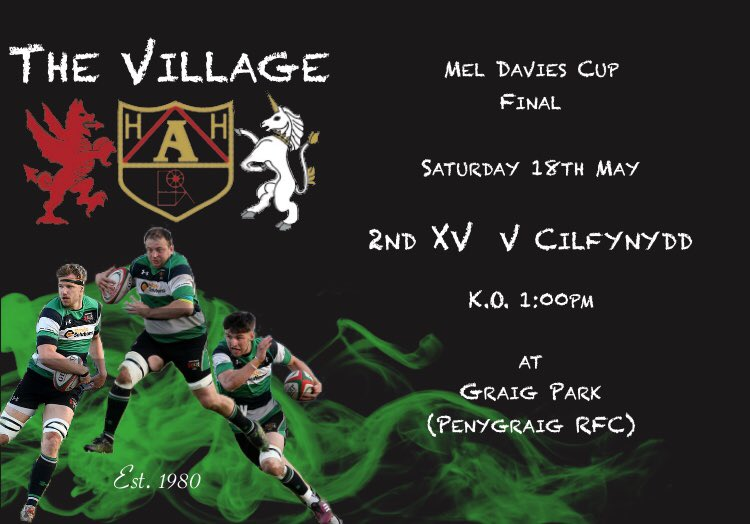 Abercwmboi RFC's photo on game day