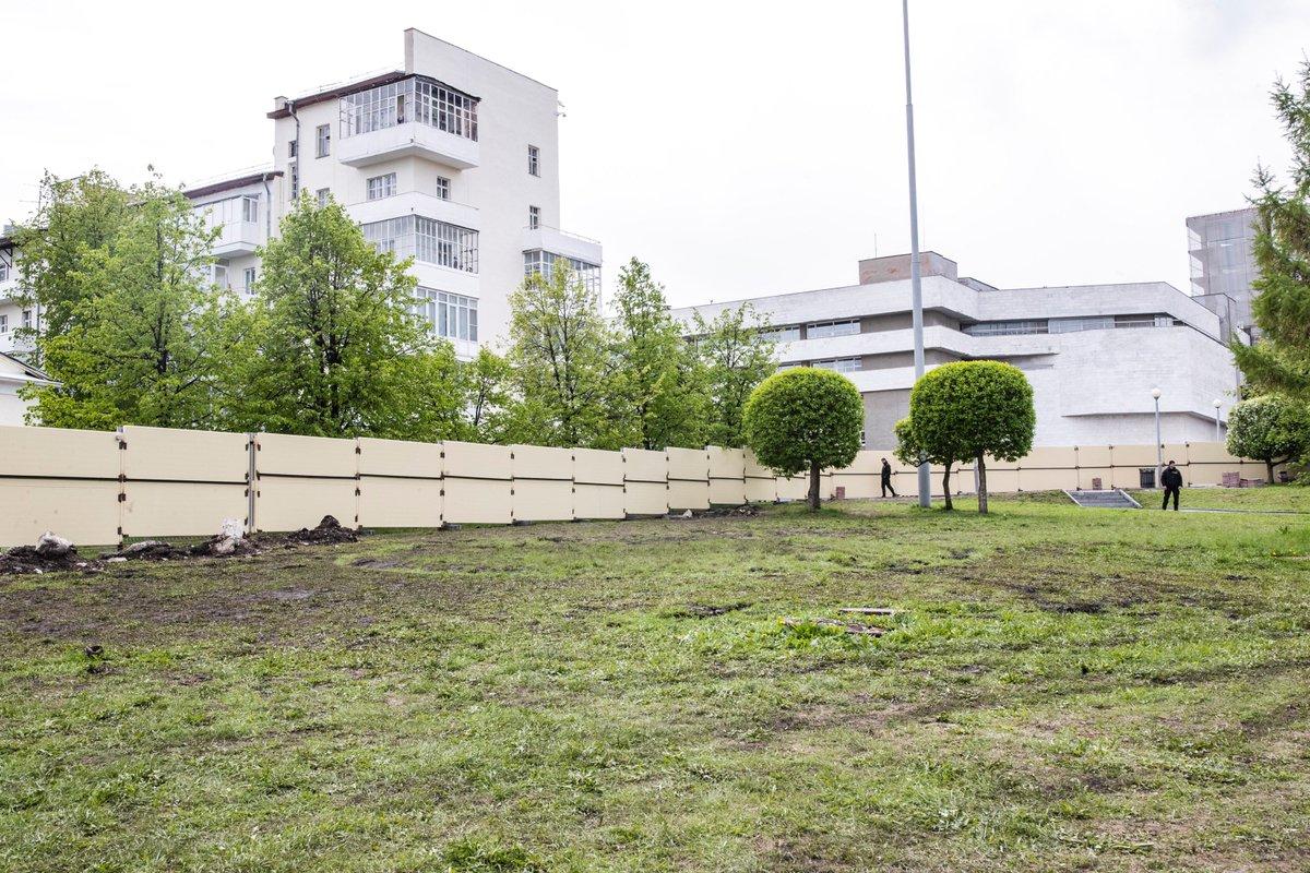 Жители Екатеринбурга сами выберут, где будет храм и сквер