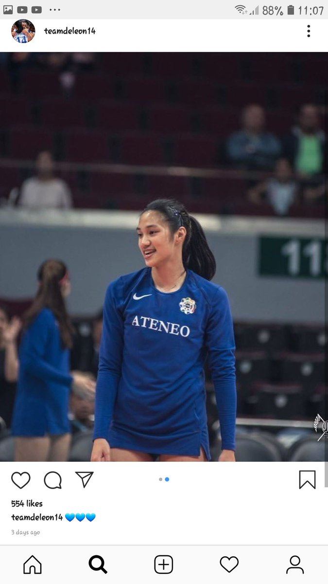Thirdyyyy supporting Beadelll!!!  What a standing ovation thirdyyy  my thirbea heartttt!!!   #LiveTheDreamAteneo<br>http://pic.twitter.com/H8l4O6FCD7