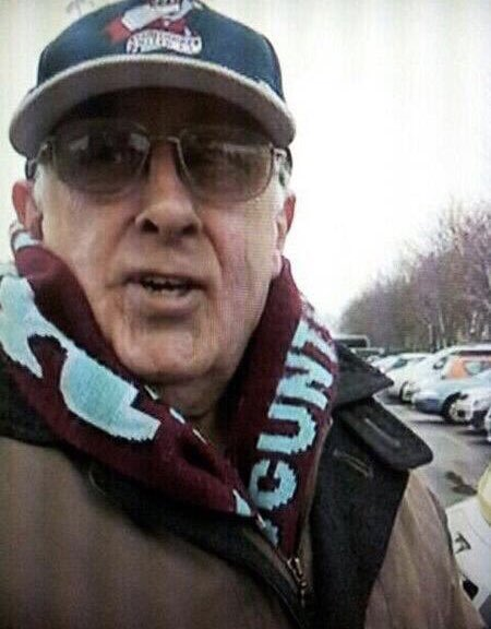 If you support Scunthorpe United, careful how you wear your scarf 😳