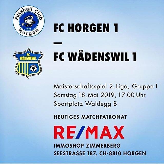 Fc Horgen On Twitter Derby Fchorgen Fcwaedenswil