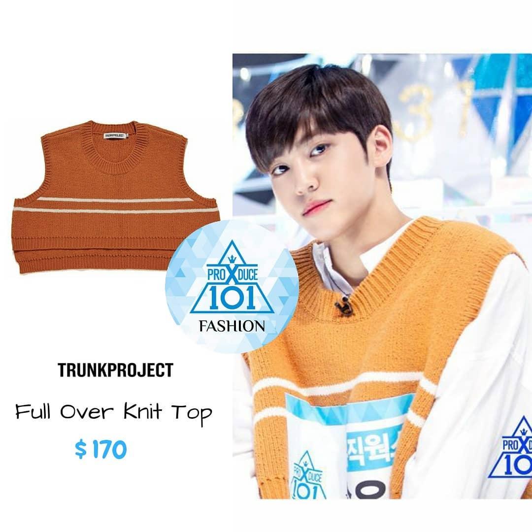 Produce X 101 Fashion (@produce101style)