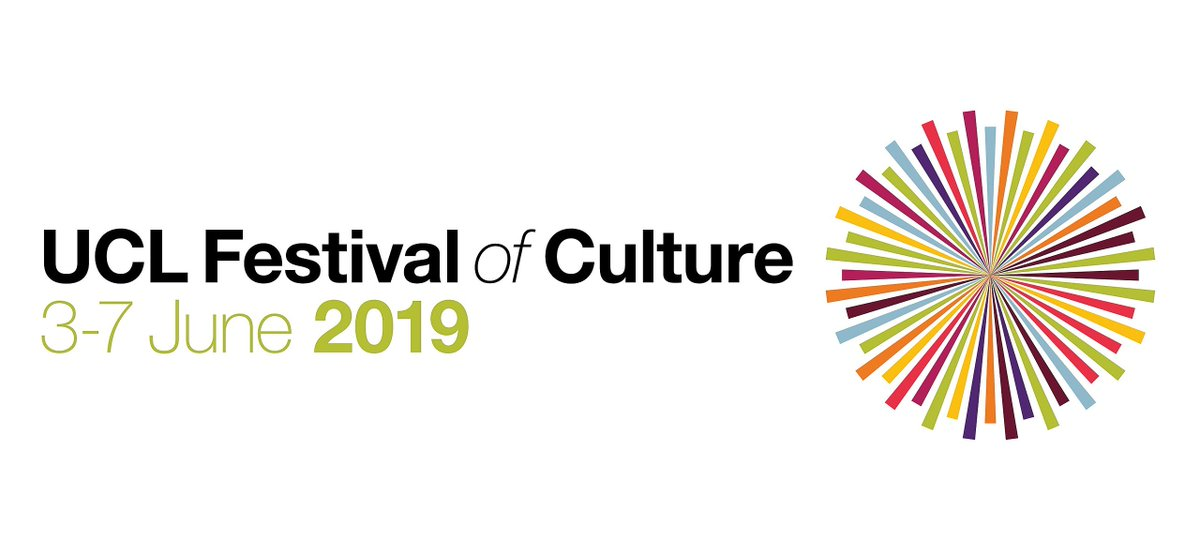 Bookings are open for this year's @UCL Festival of Culture! Join us in June for over 80 events, showcasing the world of arts, humanities & social sciences. There will be talks, tours, performances, screenings and exhibitions: http://bit.ly/2LDkeAG    #UCLFestivalofCulture