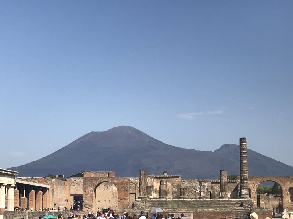 @pompeii_sites @MuseumWeek