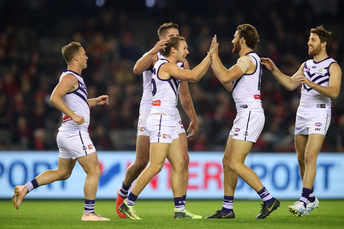 essendon vs fremantle 2019 - photo #24