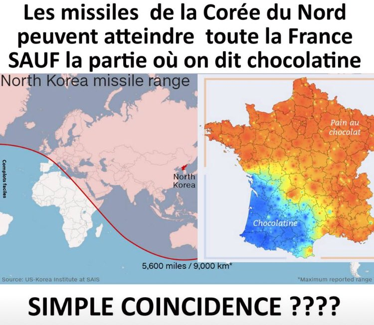 Un argument de plus @BixeLizarazu  @MichelSarran1 #chocolatine