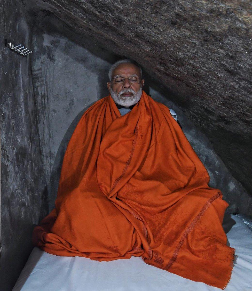 त्याग, तपस्या, वात्सल्य तथा करुणा की मूर्ति भगवान् शिव आपकी सभी की मनोकामनाओं को पूर्ण करे। आपको फिरसे प्रधानमंत्री  देखने के लिए भारत की जनता के आर्शीवाद भी आपके साथ है।  हर हर महादेव। #Kedarnath