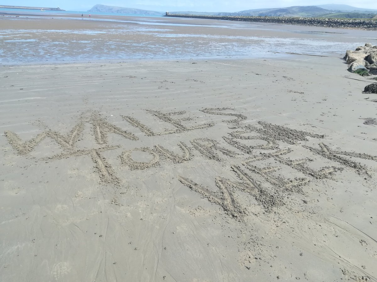 The tide may be going out for #WalesTourismWeek 2019 but great memories remain. Thanks to all who took part!...with special mention to @suzydaviesam and @Rees4Neath for their valuable support. Strength through Partnership! @WTA_Tweets @VisitWalesBiz