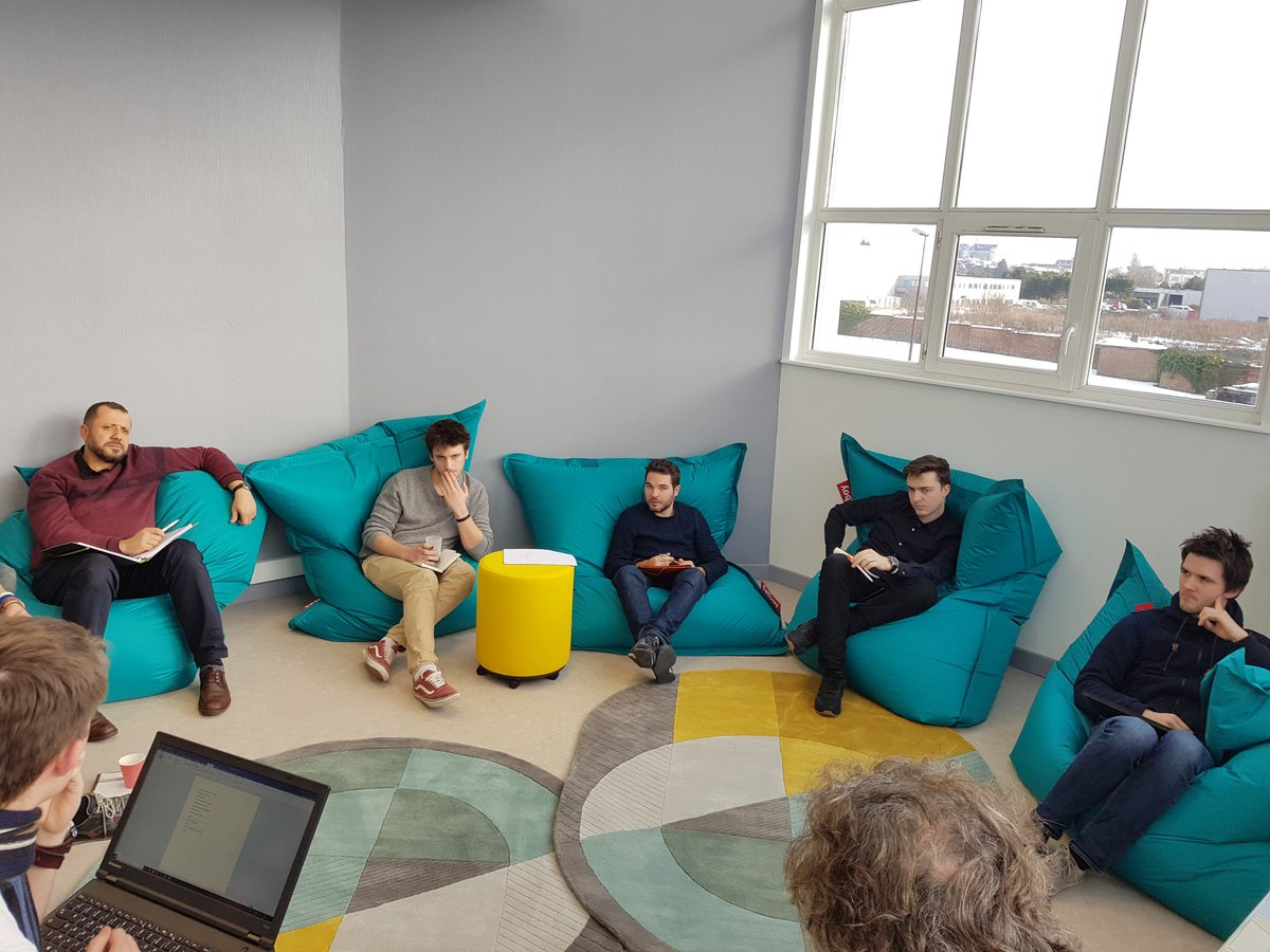 A Saint-Quentin : les porteurs de projet sont accompagnés au sein de l'incubateur pour #startups d' #EuraTechnologies @AggloStQuentin➡euratechnologies.com/saint-quentin-… https://t.co/TxOCtkAZ1z
