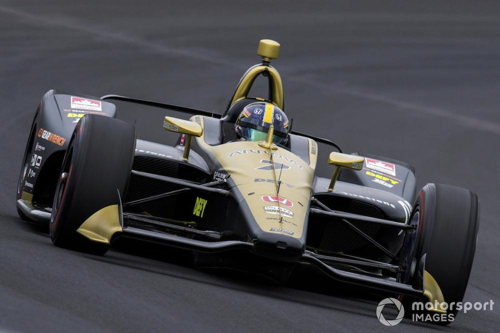 . @ArrowGlobal @SPMIndyCar rookie @Ericsson_Marcus on what competing at @IMS means to him - tinyurl.com/y6aa86p8