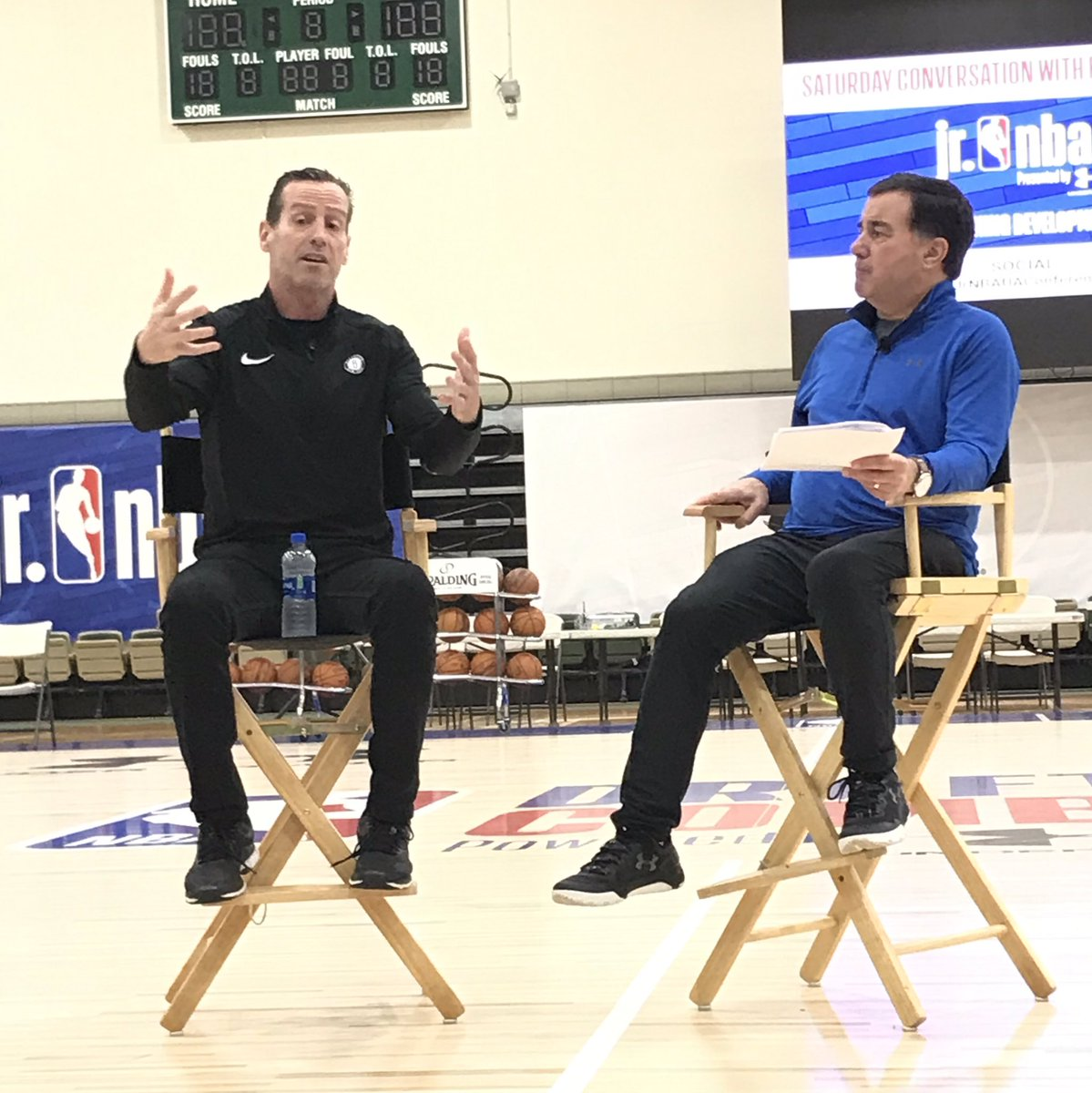 Top story: @jrnba: 'Brooklyn Nets head coach Kenny Atkinson speaks to Fran Fraschilla at the Jr. NBA Youth Basketball Leadership Conference presented by @UAbasketball. #JrNBAUAConference ' , see more http://tweetedtimes.com/helidonauries?s=tnp …