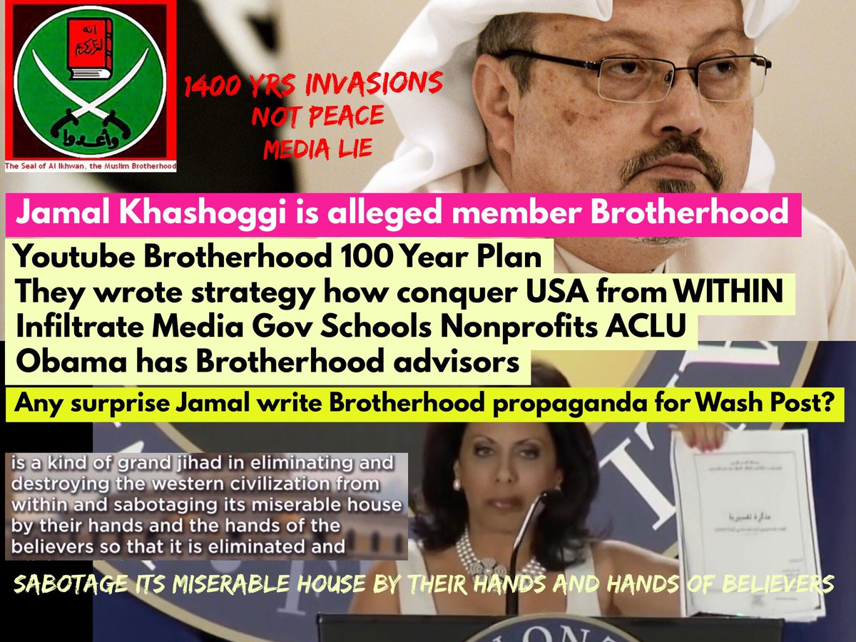 Fran Lebowitz said on Bill Maher show she wants Saudis to do to Trump what they did to Khashoggi Khashoggi was friend of Osama Bin Laden and deceitful Brotherhood operative hired by Washington Post to write pro-Brotherhood propaganda