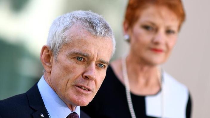 SBS News's photo on Malcolm Roberts